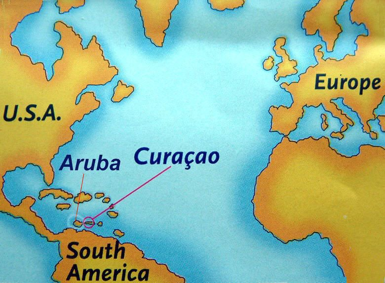 Aruba south pacific south america Adventuring the world