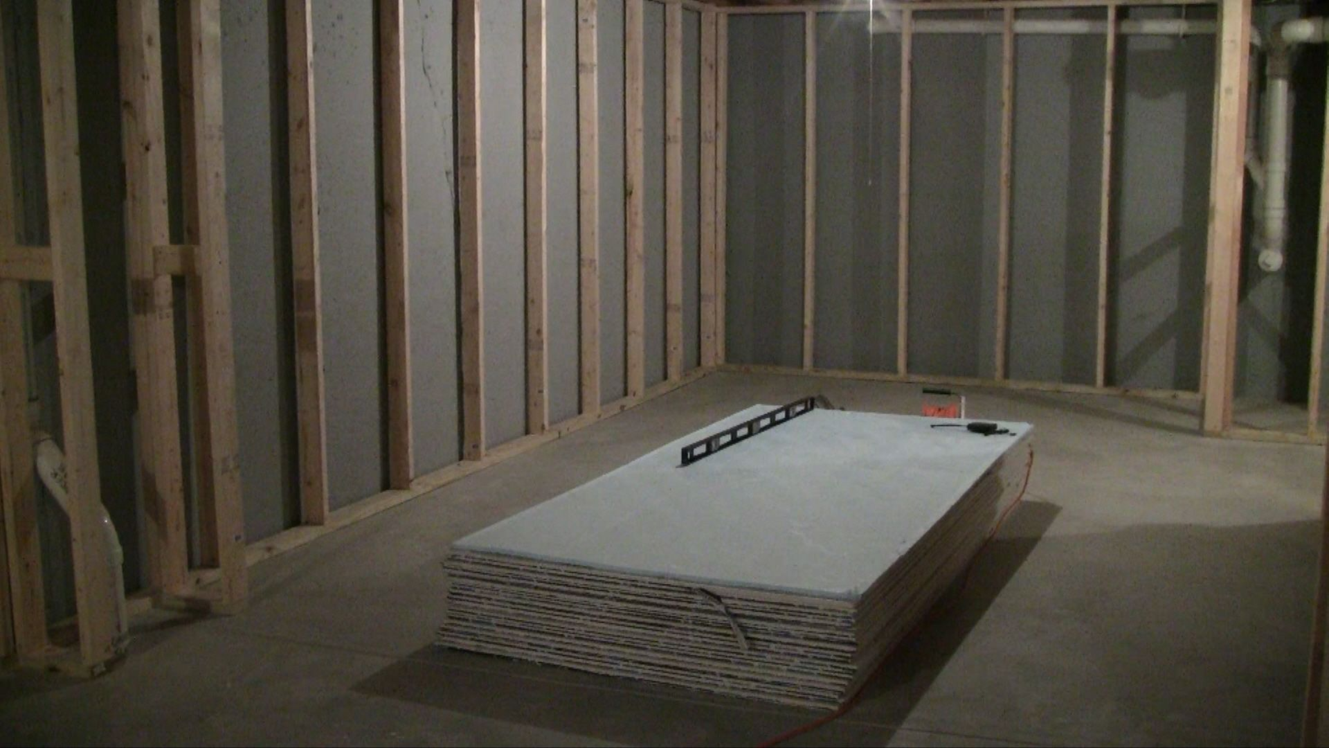 Drywall Cost Increases Are On The Horizon So Get Your Material - Drywall for basement