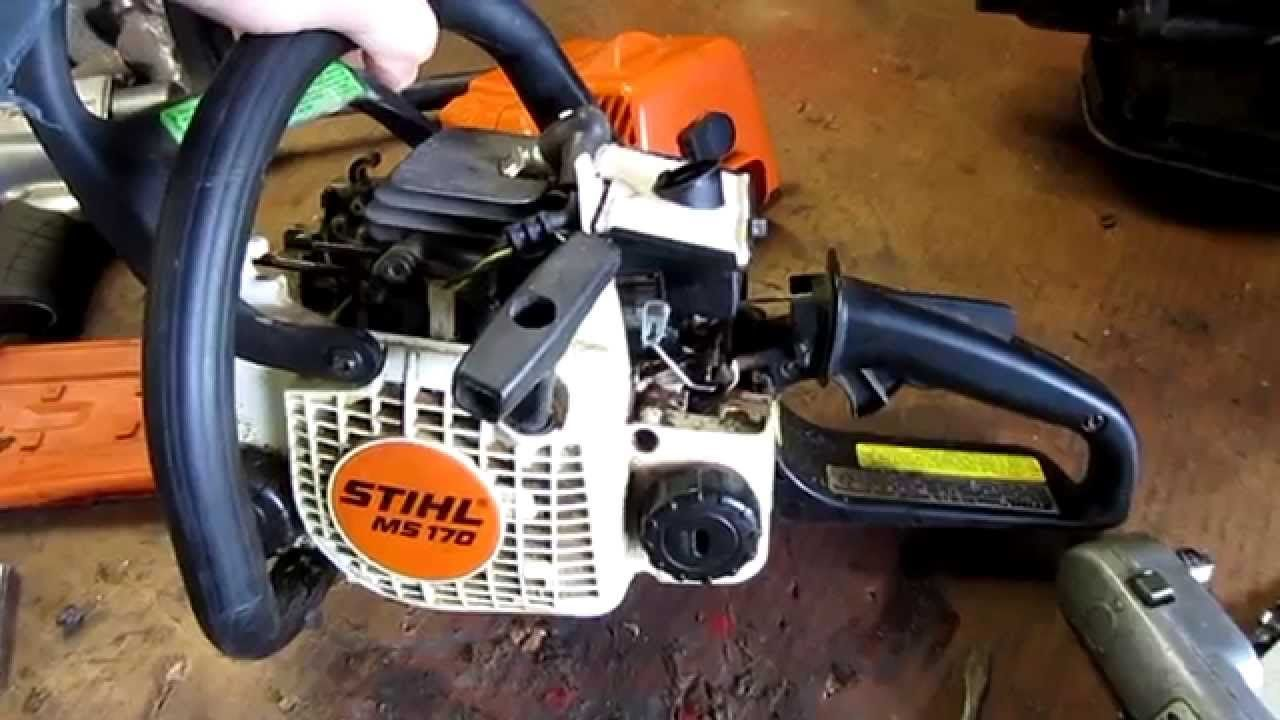"""Chainsaw """"bog"""" what to look for and how to fix (With"""