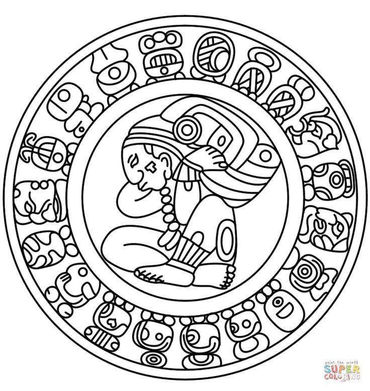 Image associée | Tattoos | Pinterest | Maya, Tattoo and Tribal art