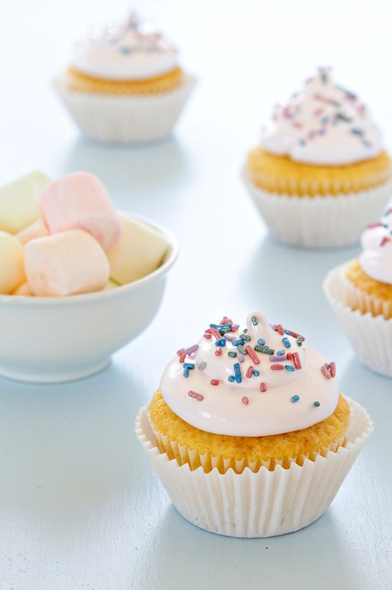 Campfire Marshmallow Frosting Recipe