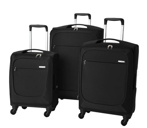 Samsonite B-Lite Spinner 3 Piece Set Expandable Lightweight ...