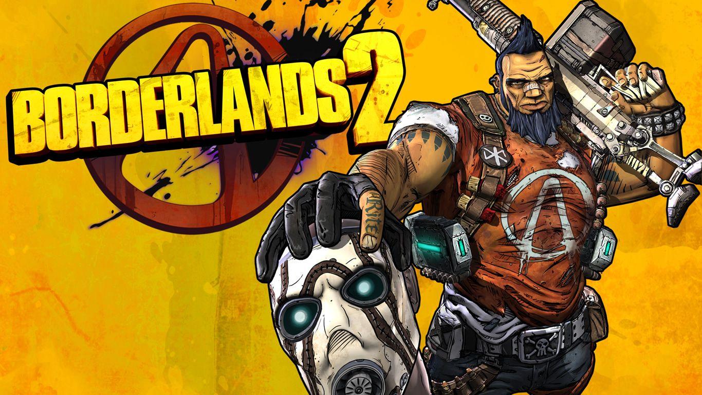 Borderlands 2 Wallpaper Gunzerker Borderlands Borderlands 2 Games