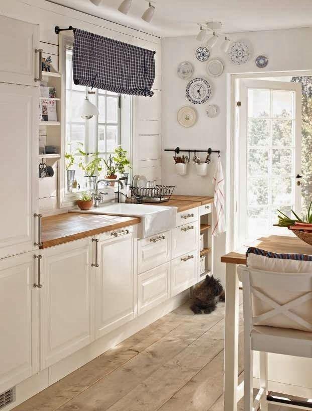 Country Style Kitchen Home Kitchens Ikea Kitchen Kitchen Design