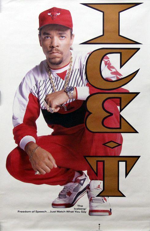 Ice T ☮★ DiamondB! Pinned ★☮