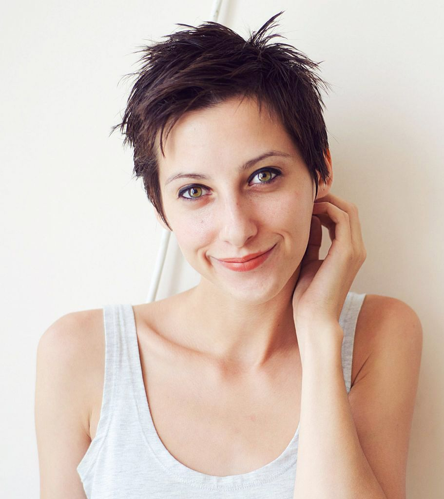 Beauty in insanity how to style the pixie haircut beauty