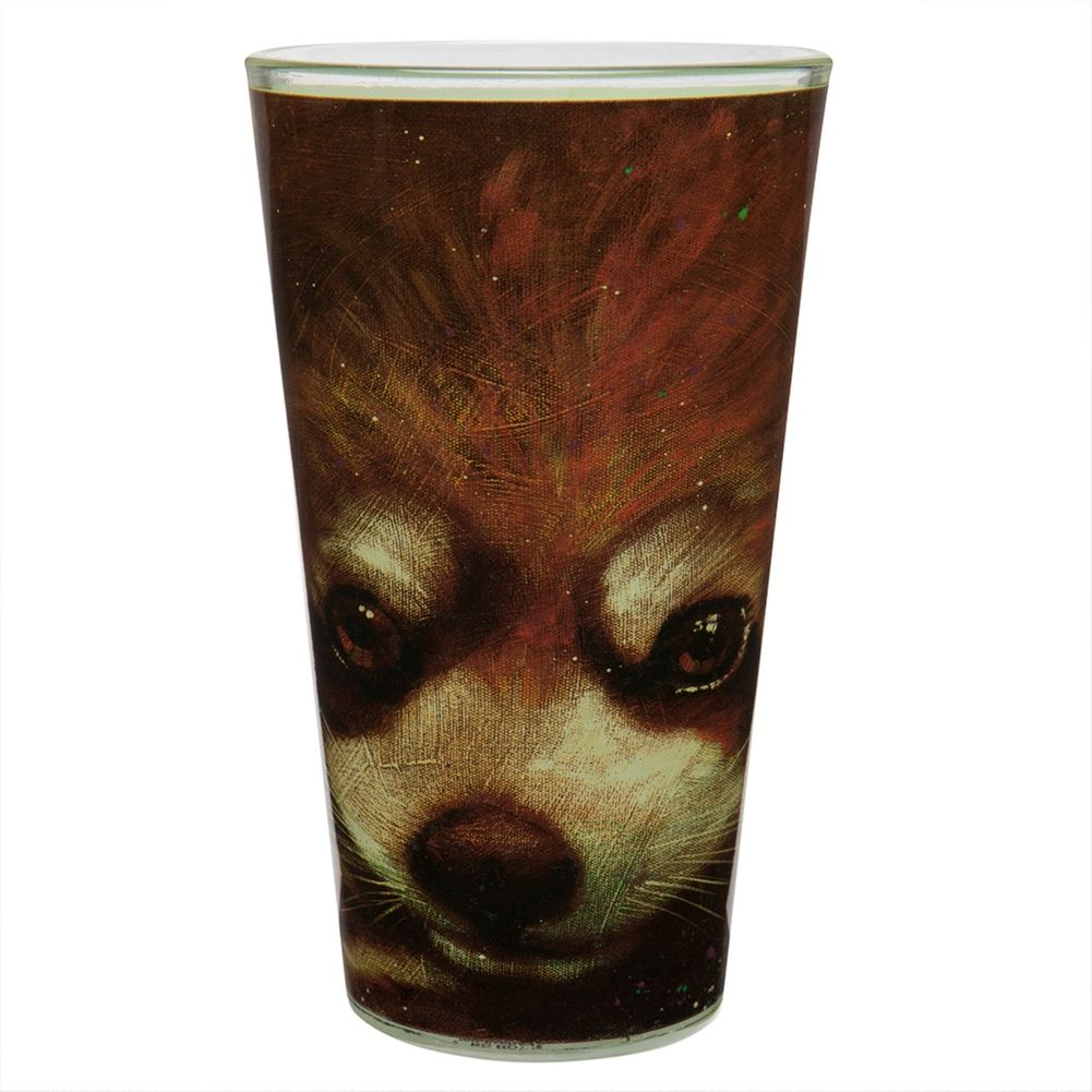 Stephen Fishwick Red Panda Pint Glass | AnimalWorld.com