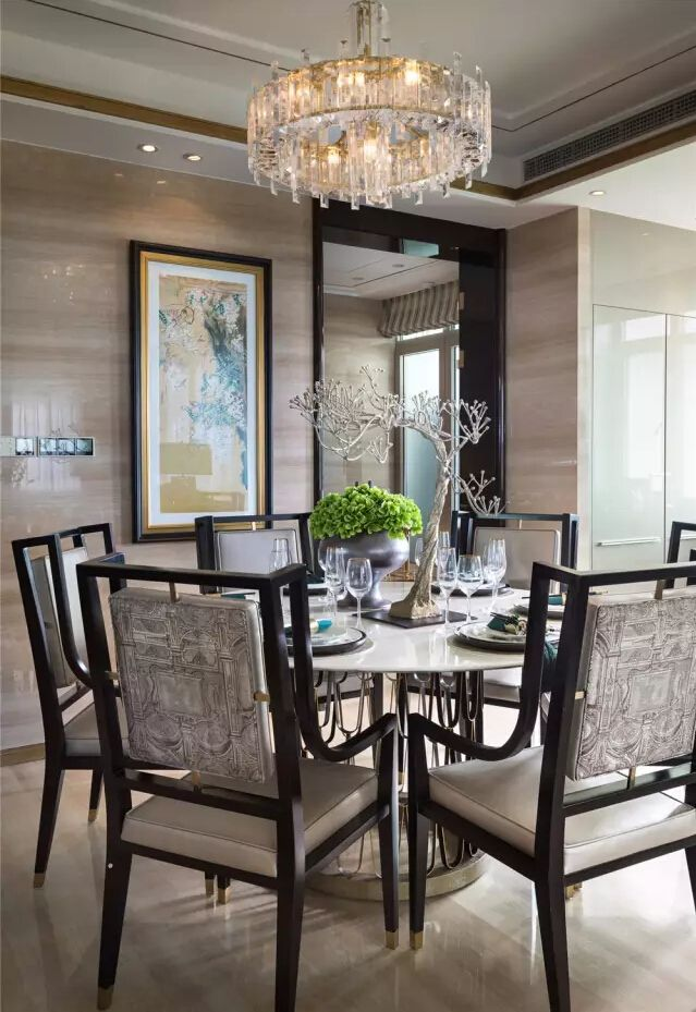 Luxury Dining Room Furniture: Pin By LingG Ng On Wow!~气氛图