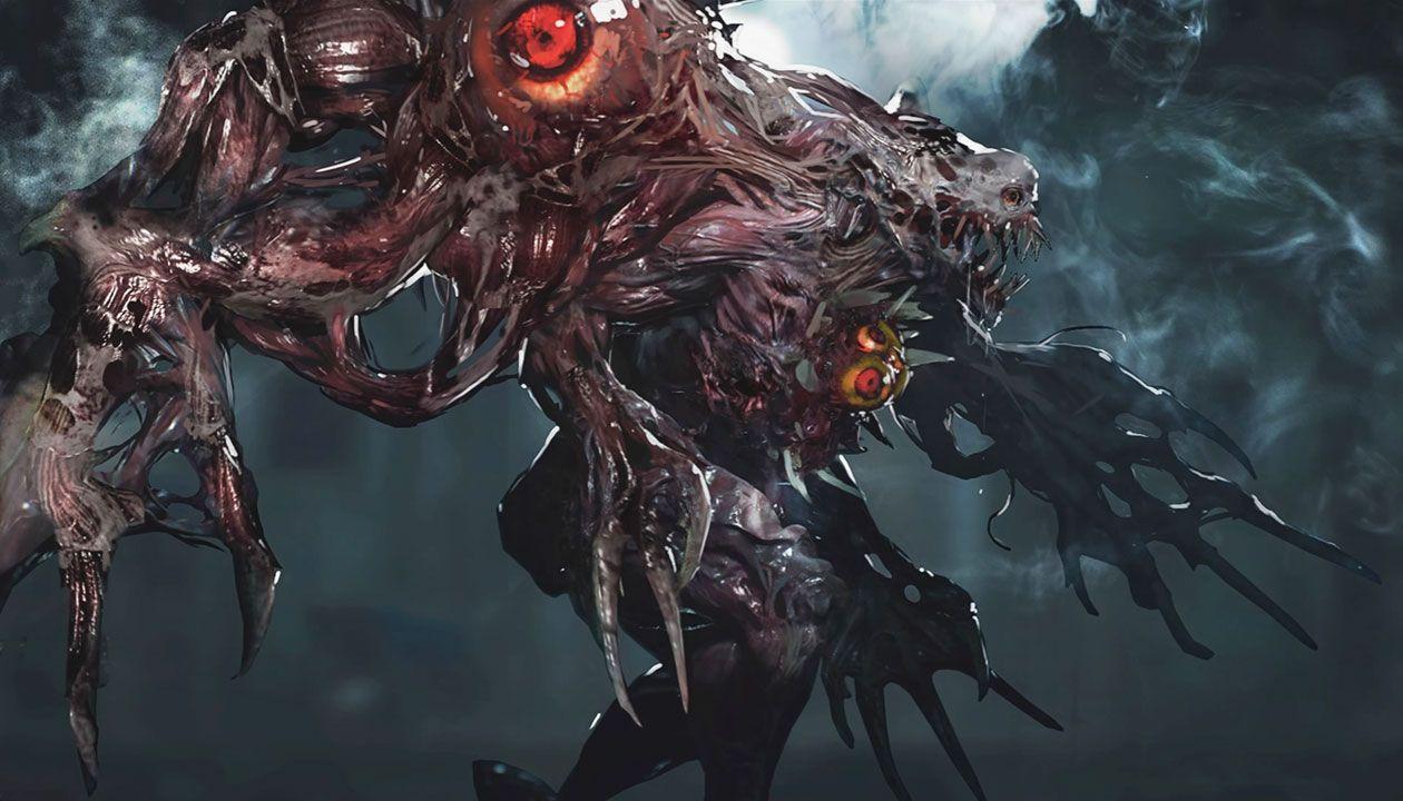 Novosti Resident Evil Monsters Resident Evil Evil Art