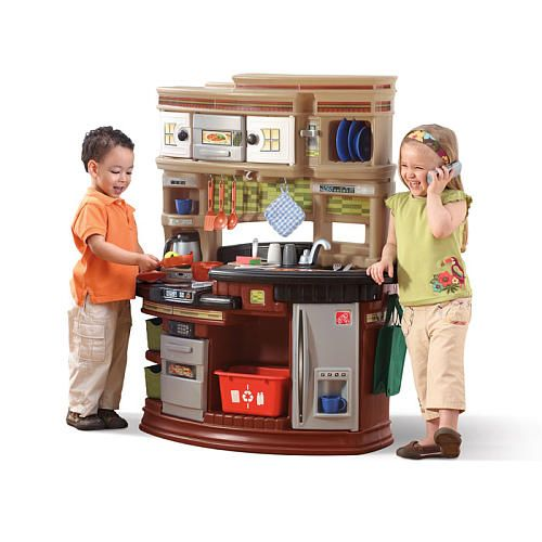 Step2 Lifestyle Legacy Kitchen Set Step2 Toys R Us Kids Kitchen Accessories Kids Play Kitchen Kids Kitchen