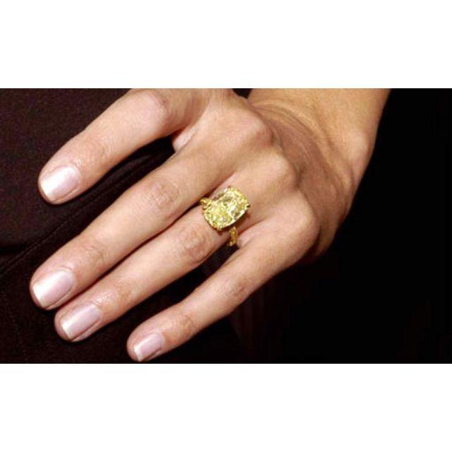 Heidi Klum's gorgeous ring