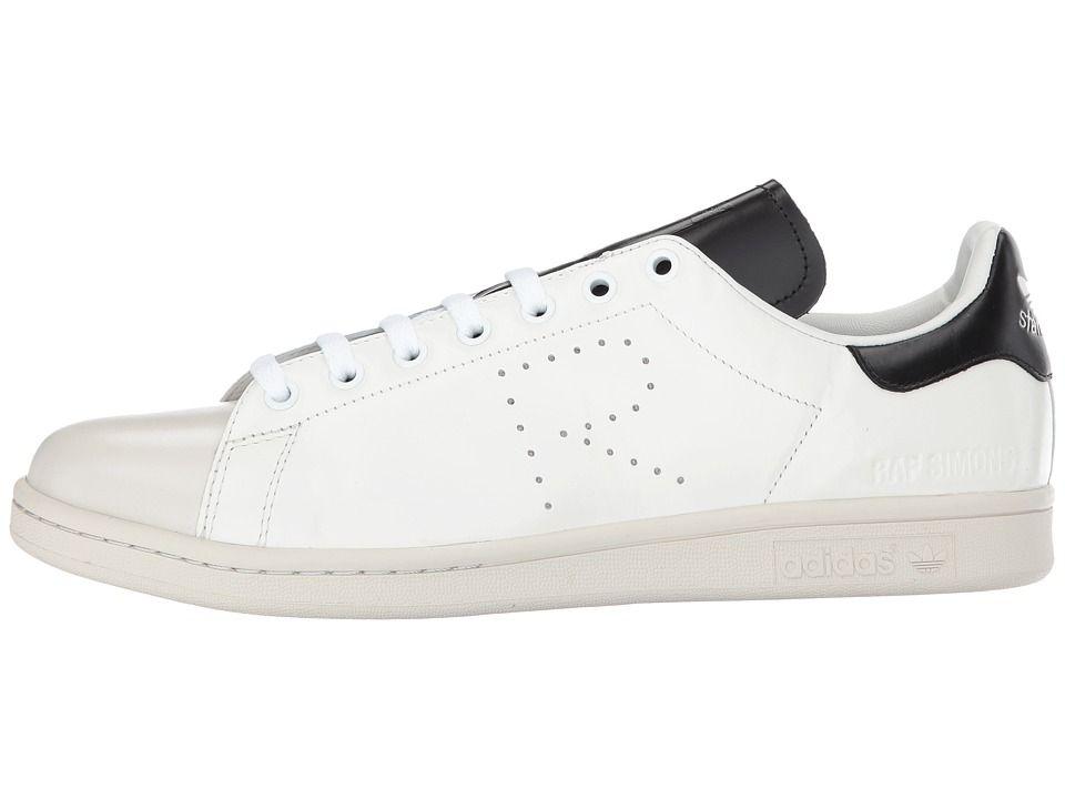 new product de516 97b65 adidas by Raf Simons Raf Simons Stan Smith Athletic Shoes Optic WhiteCore  WhiteBlackTalc