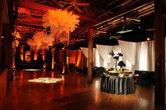 Masquerade At Avenue Nashville Wedding Venue
