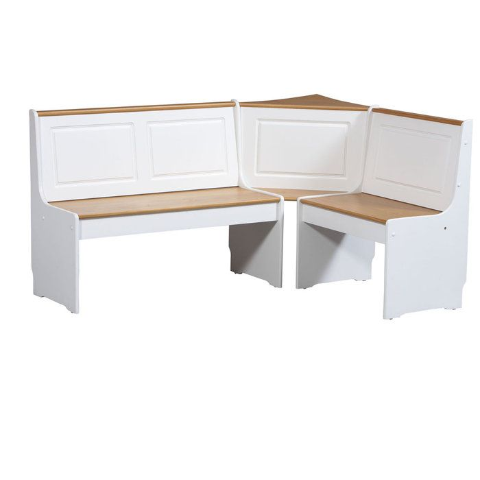 incredible Ardmore Breakfast Nook Set Part - 6: Ardmore Corner-Bench Dining Nook... its only missing the storage underneath