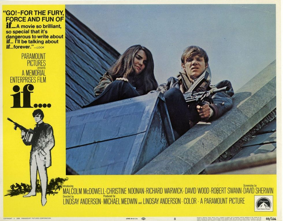 """""""if..."""" by Lindsay Anderson"""