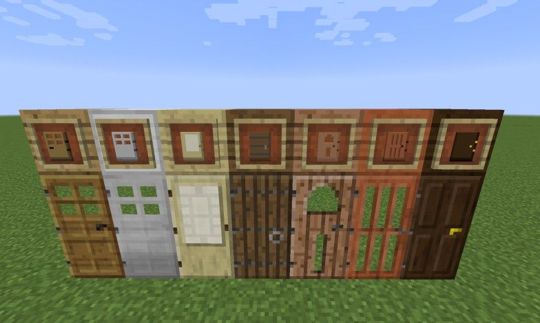 So changed the door models and sprites. - Recent Updates and Snapshots - Minecraft Discussion - Minecraft Forum & So 14w33a changed the door models and sprites... - Recent Updates ... Pezcame.Com