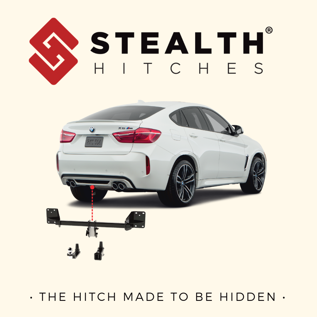You Need This Hitch For Your Car Stealth Trailer Hitch Hide