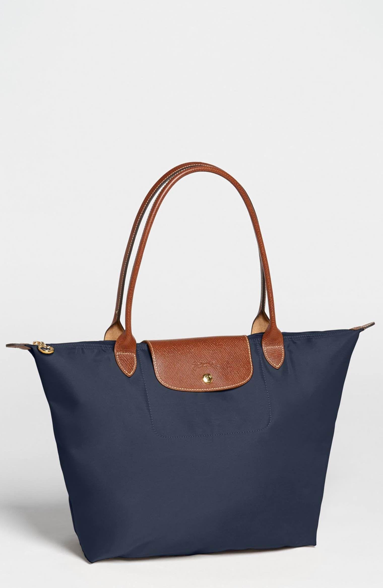 Happy Birthday To Longchamp's Le Pliage Bag