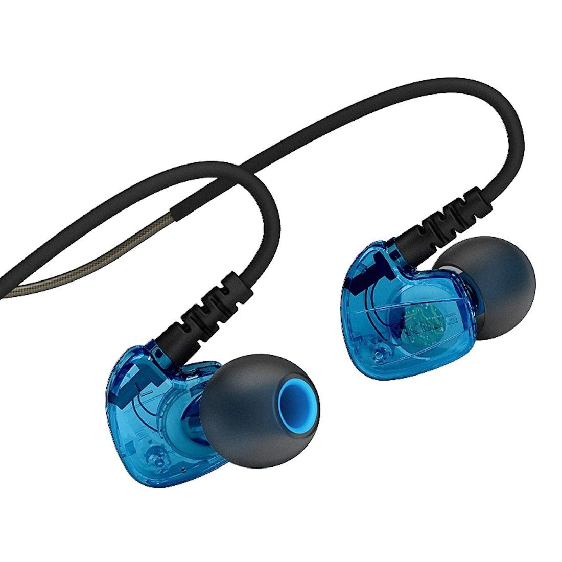 GranVela V5® Sport HIFI In-Ear Headphones Sound Isolating ...