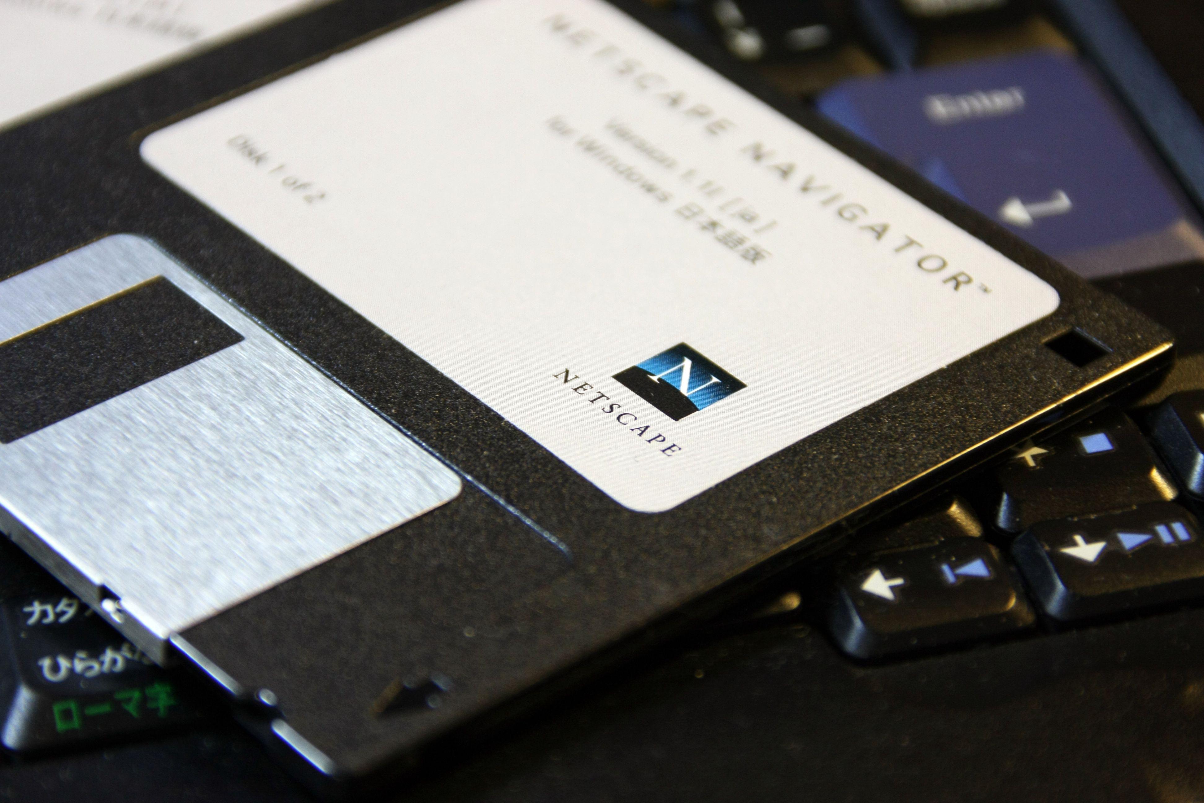Netscape Navigator Version 1.11, 1995