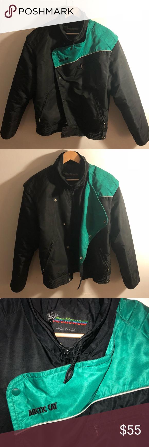 Arcticwear Arctic Cat Jacket Jackets, Fashion, Jackets