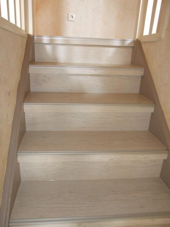 Renovation Escalier Eclaircir Son Escalier Escalier Bois Renovation Escalier Bois Escalier Beton