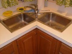 Image Result For Pictures And Plans For Corner Sinks In Kitchens Corner Sink Kitchen Small Kitchen Sink Corner Sink