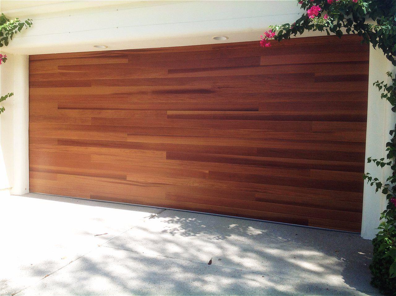 Chi Planks In Cedar For Garage Doors Garage Doors Garage Door