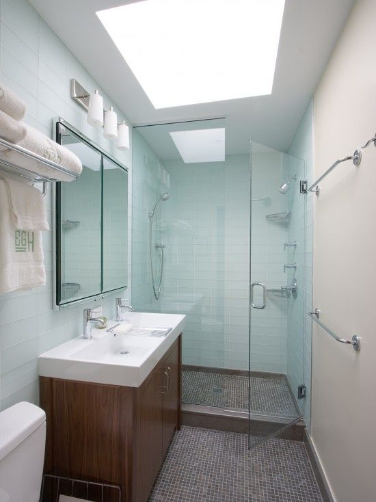 New York Modern Bathroom Small Bathroom Design Pictures Remodel Decor And Ideas Modern Small Bathrooms Bathroom Interior Design Small Bathroom Remodel