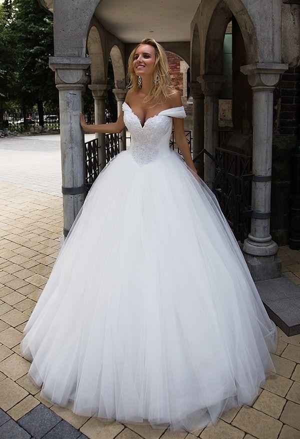Oksana Mukha Wedding Dresses 2017 Cecilia Fashiondivaly
