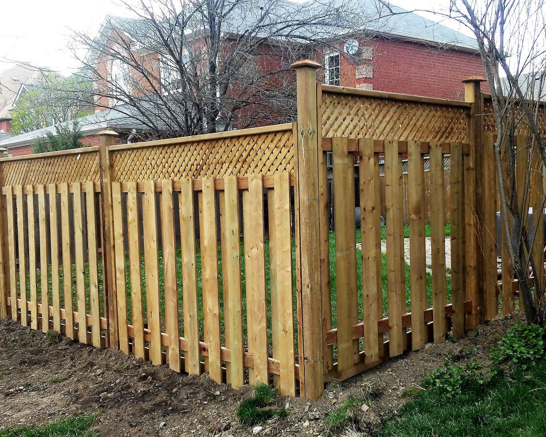 Need A New Fence The Life Of Your May Vary Depending On