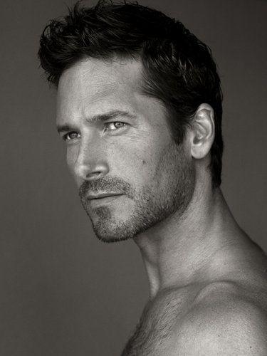 Beautiful men over 40