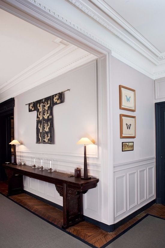 farrow and ball great white hall pinterest farrow ball bedrooms. Black Bedroom Furniture Sets. Home Design Ideas