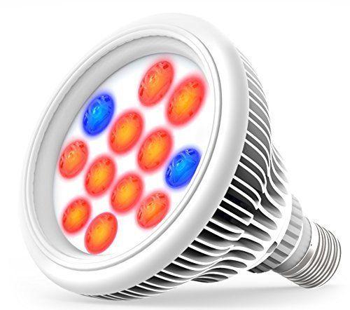 Led Grow Light Bulb Lemontec High Efficient Hydroponic 640 x 480