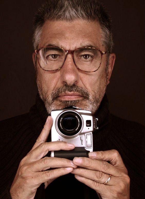 César Lucas, spanish photographer.