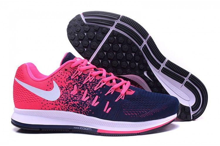 Contaminado De otra manera gas  Nike Zoom PEGASUS 33 Running Women's Shoe | Black shoes women ...