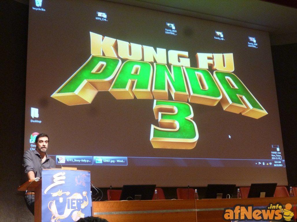 """Kung Fu Panda 3: una presentazione """"mmmitica!"""" - http://www.afnews.info/wordpress/2015/10/23/kung-fu-panda-3-una-presentazione-mmmitica/"""
