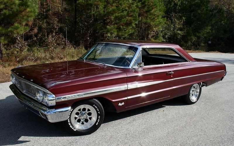 Ford Galaxy 500 Ford Galaxie Classic Cars Muscle Car Ford