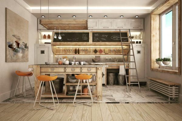 Pin by HomeDesignPedia on 19 industrial style kitchens to be ...