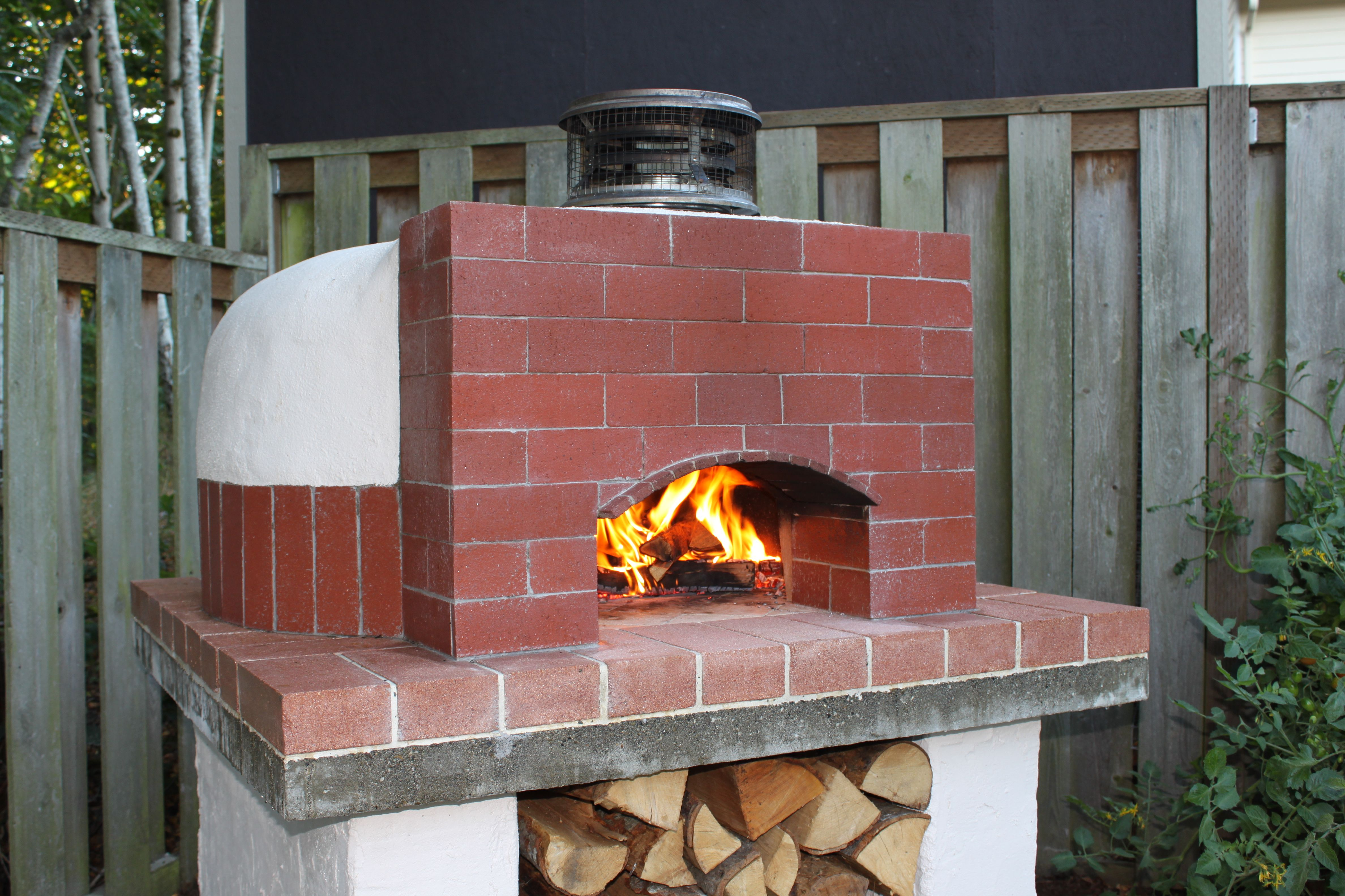 the cronin family wood fired pizza o summer outdoor kitchens