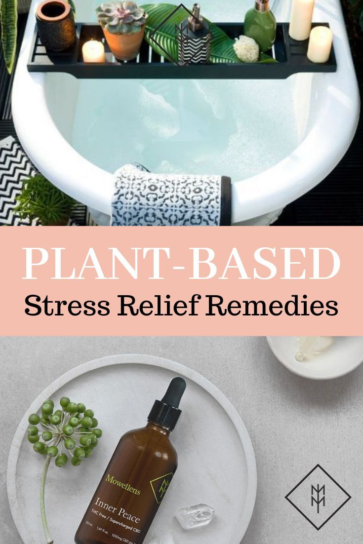 Looking a plantbased remedy to reduce your stress? Head