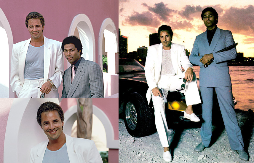 The Wildest And Most Exciting Fashion Trends Of The 1980s For Men The Miami Vice 857