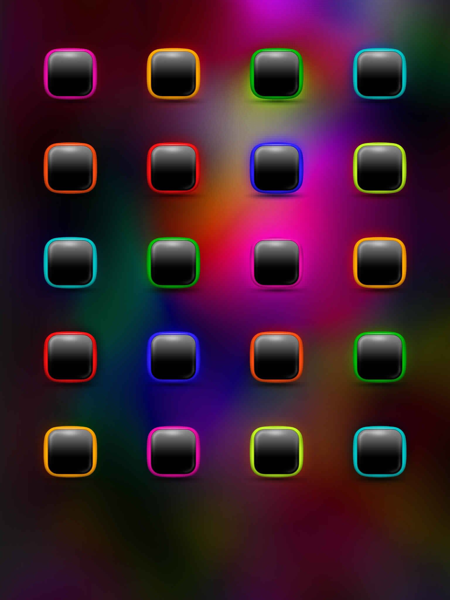 App Icon Skin Wallpaper Ipad Mini Iphone New