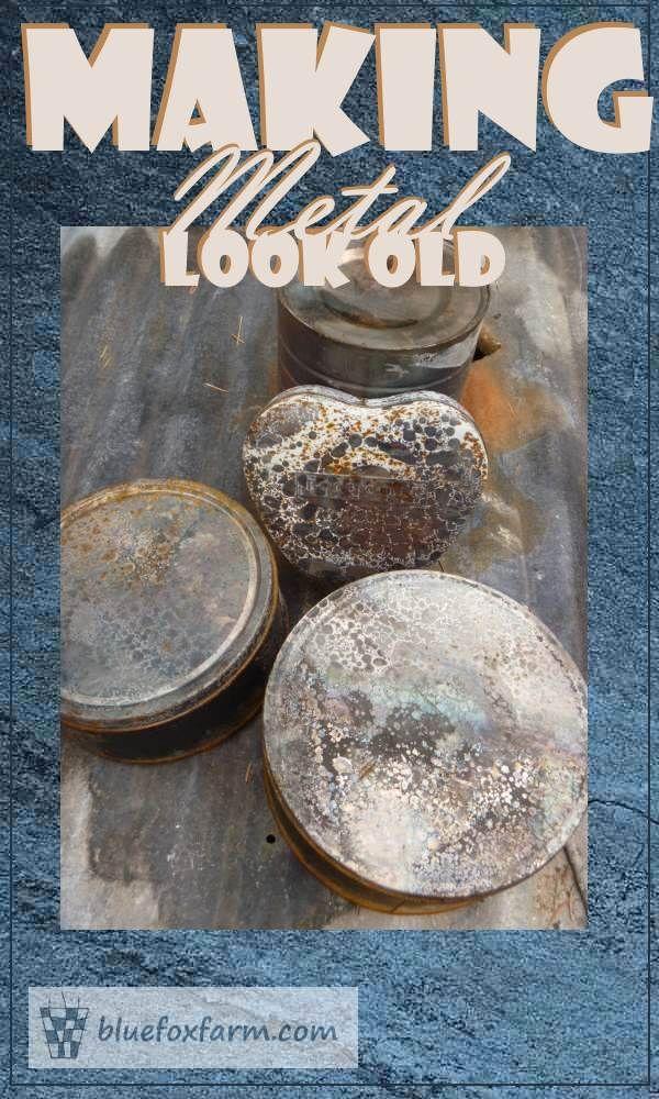 patina hinges making metal look old patina tarnish and rust rust metals