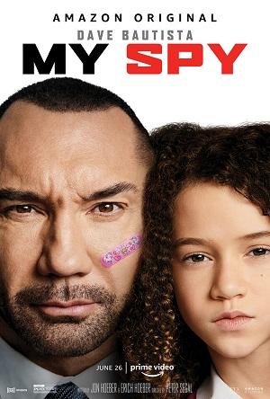 My Spy (2020) BLURAY Türkçe Dublaj Seçenekli Film indir