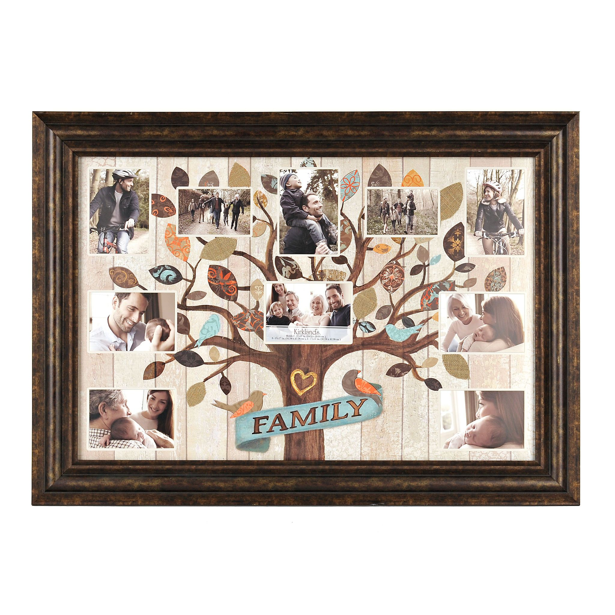 Eternal Family Tree Collage Frame