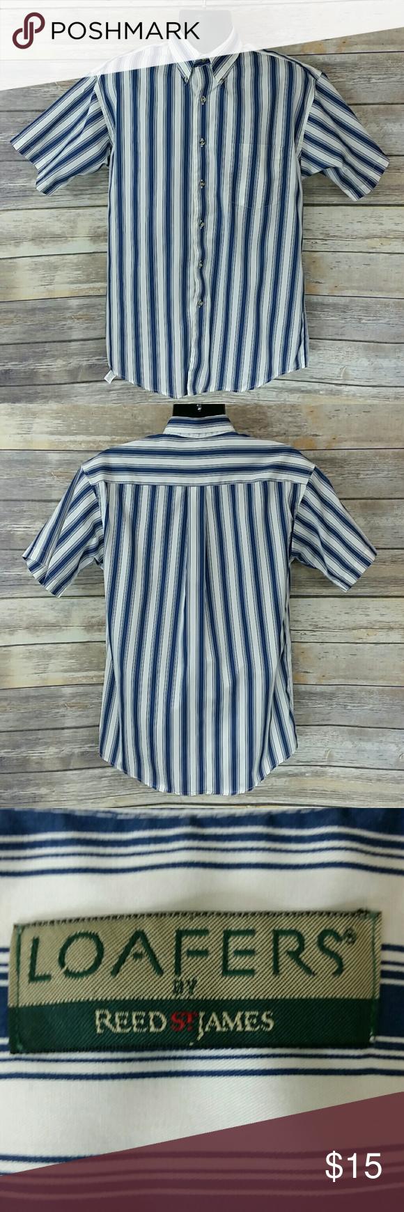 Menus short sleeved button up dress shirt dress shirts short