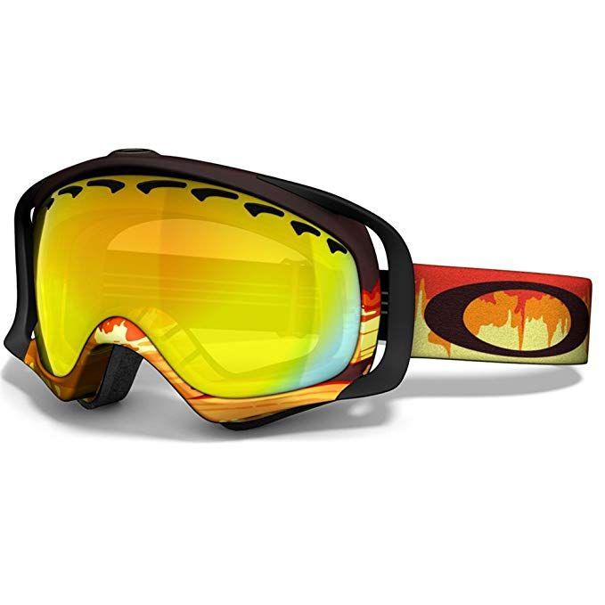 7f3d5b888c834 Oakley Crowbar Snow Goggle Review