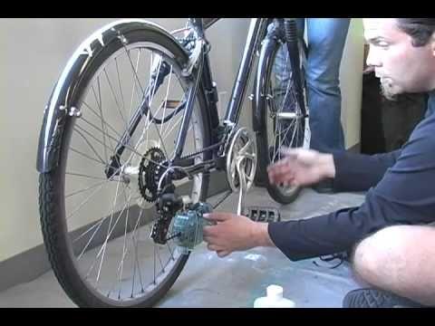 How To Clean And Lube A Bike Chain Bike Bike Chain Bicycle