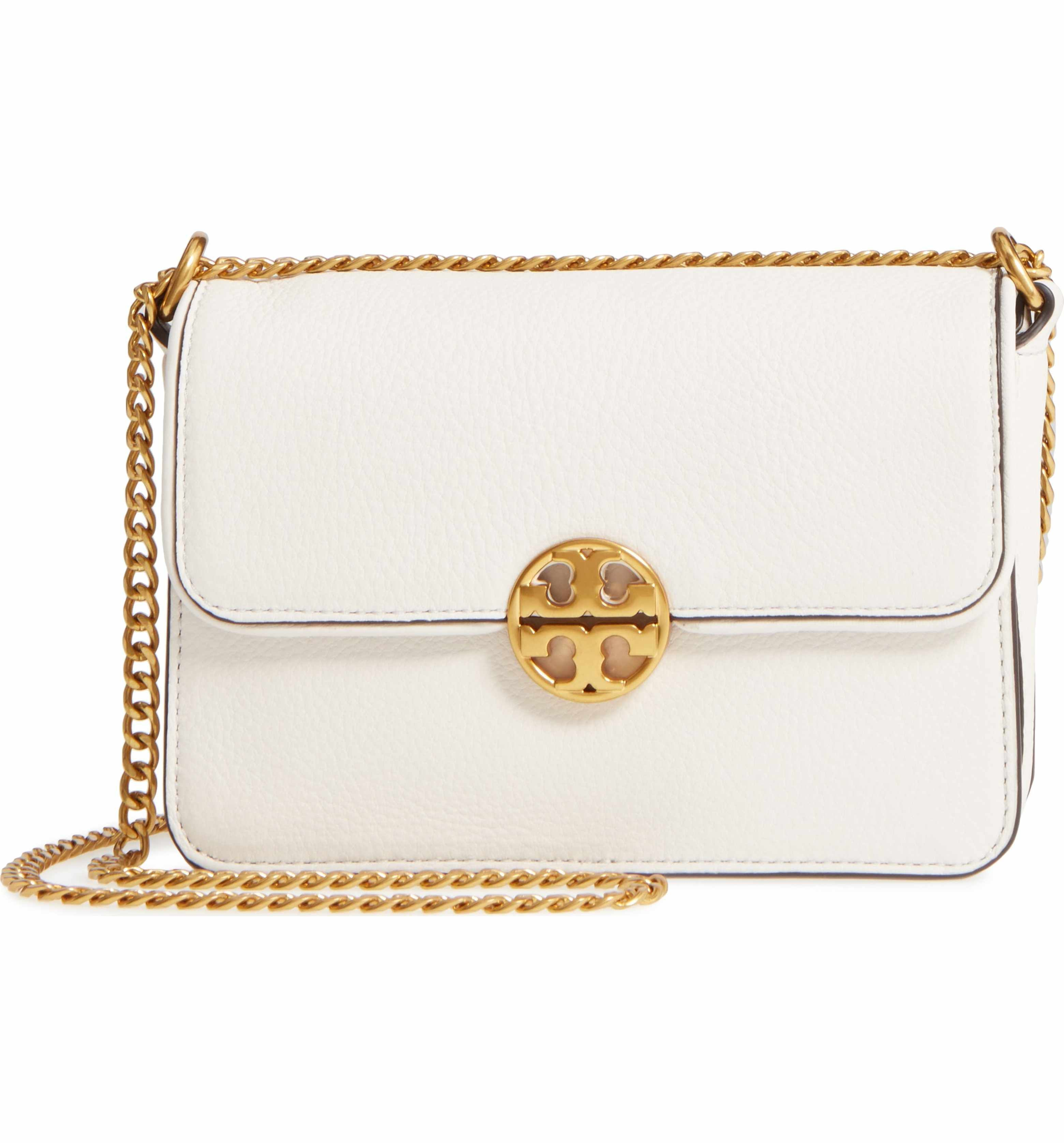 d561b3704 Tory Burch Mini Chelsea Leather Convertible Crossbody Bag | Bags in ...